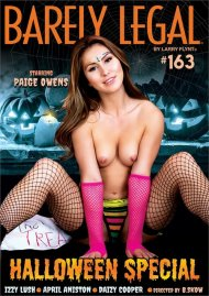 Barely Legal #163: Halloween Special Porn Video