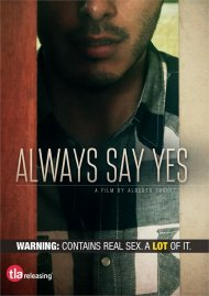 Always Say Yes gay cinema DVD from TLA Releasing