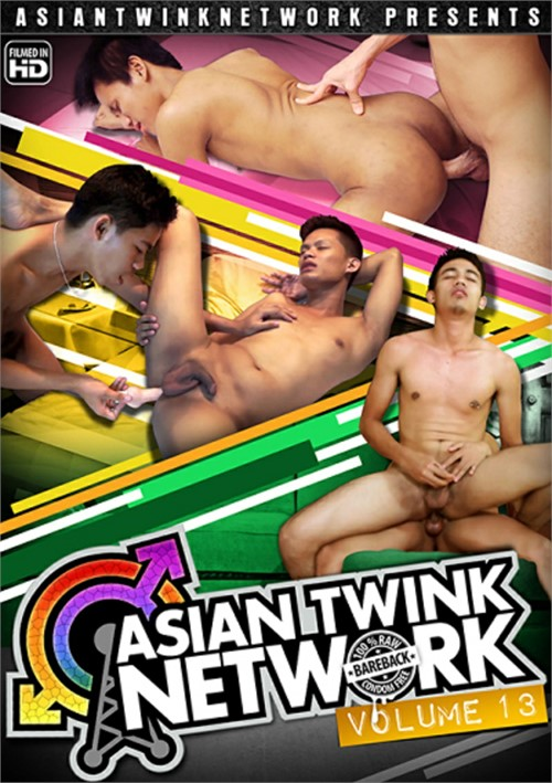 Asian Twink Network Vol. 13 Boxcover