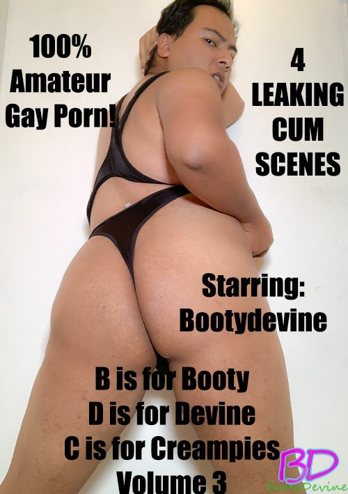 B is for Booty D is for Devine C is for Creampies Volume 3 Boxcover