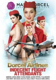 Dorcel Airlines: Indecent Flight Attendants Porn Video