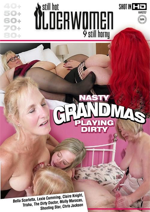 Nasty Grandmas Playing Dirty