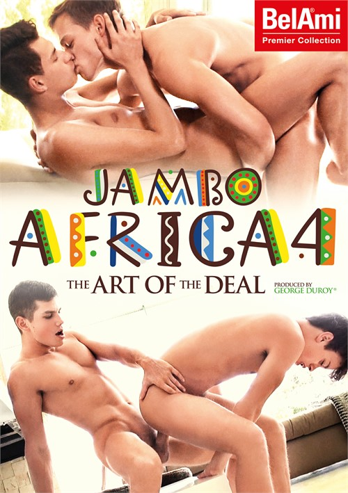 Jambo Africa 4 The Art of the Deal Cover Front