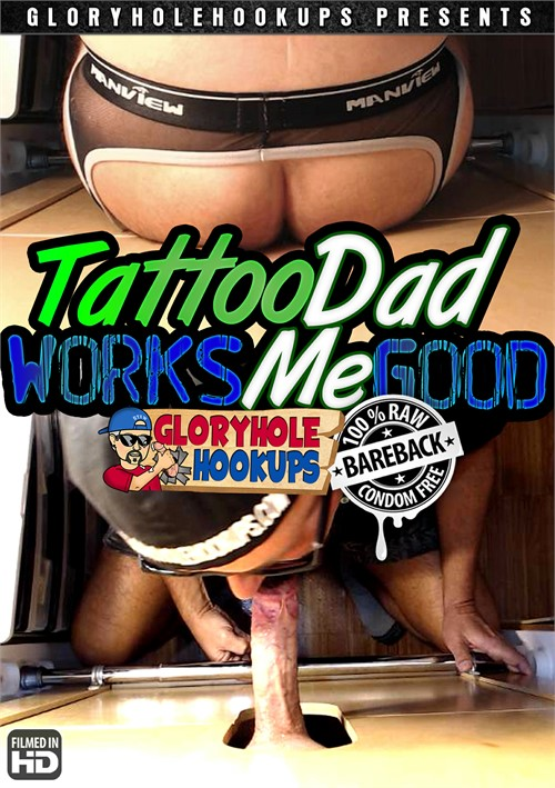 Tattoo Dad Works Me Good Boxcover