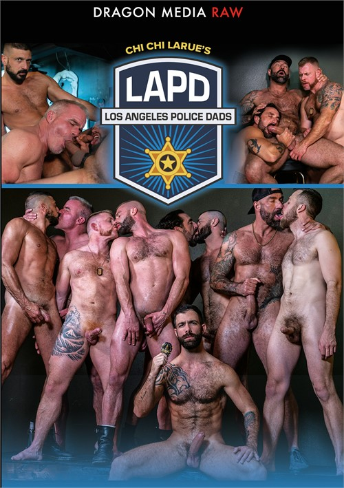 LAPD Los Angeles Police Dads Boxcover