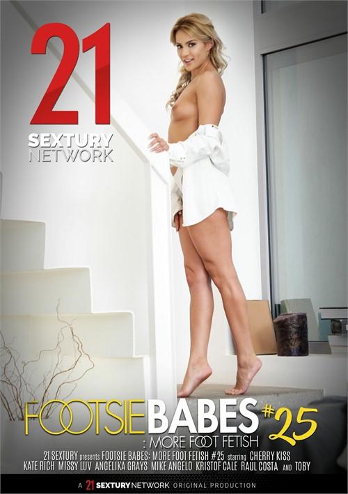 Footsie Babes 25