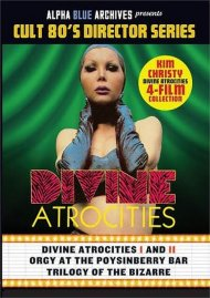 Divine Atrocities: Kim Christy 4 Film Collection Porn Movie