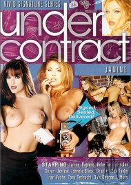 Under Contract: Janine Porn Video