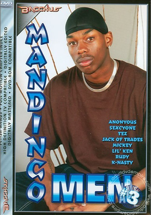 Mandingo Men #3 Boxcover