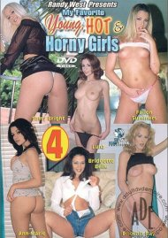 Young, Hot & Horny Girls 4 Porn Video