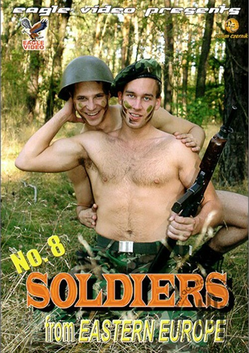 Soldiers From Eastern Europe 8 Boxcover