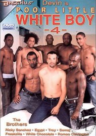 Poor Little White Boy 4 Gay Porn Movie