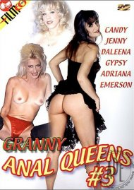 Granny Anal Queens #3 image