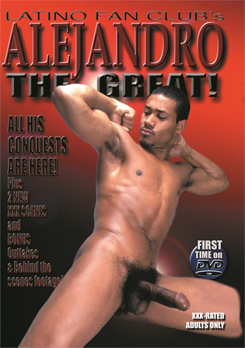 Alejandro the Great!