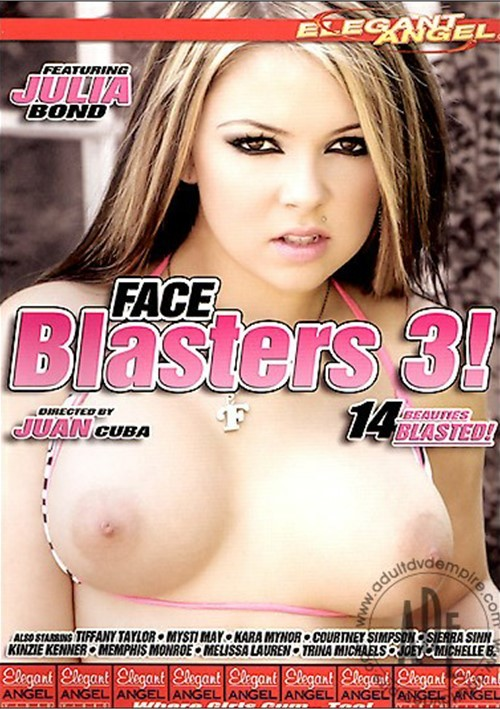 Face Blasters! 3 Boxcover