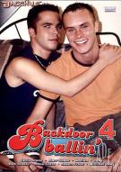 Backdoor Ballin' 4 Boxcover