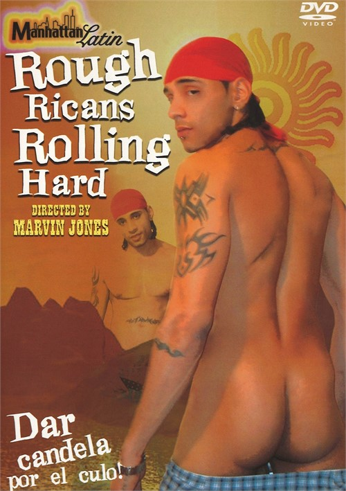 Rough Ricans Rolling Hard Boxcover