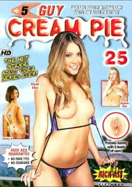 5 Guy Cream Pie 25 Porn Video