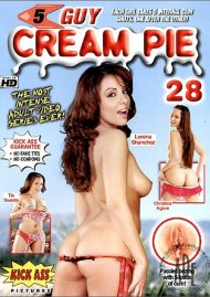 5 Guy Cream Pie 28 Porn Video