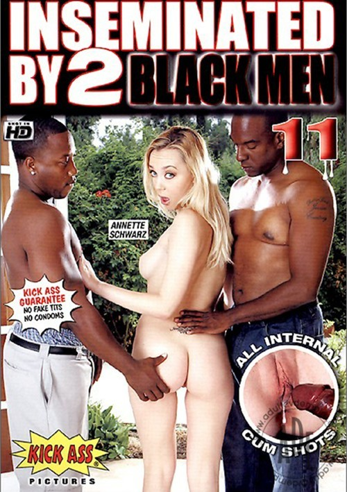 Inseminated By 2 Black Men #11