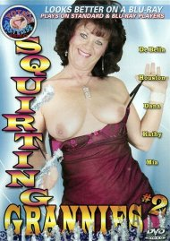 Squirting Grannies #2 Porn Video