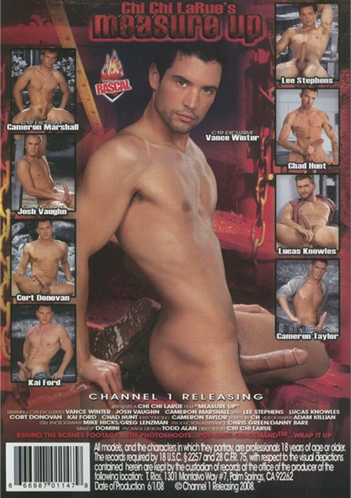 Vance winter gay porn