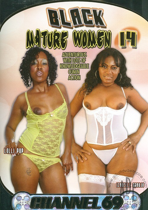 Black Mature Women 14 (2010) | Adult DVD Empire