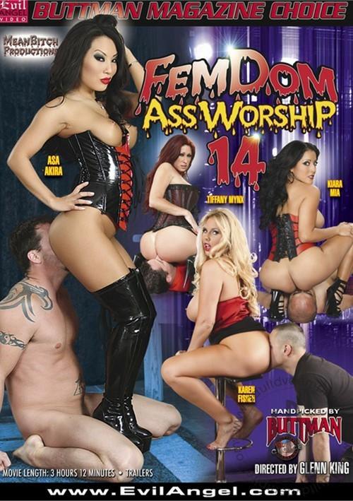 Porn femdom worship reviews