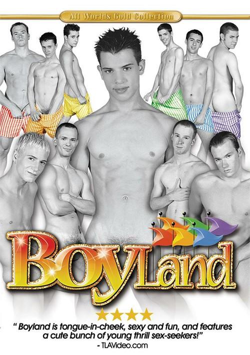Boyland Boxcover