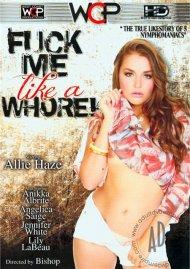 Fuck Me Like A Whore! image
