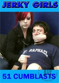 Jerky Girls: 51 Cumblasts Porn Video