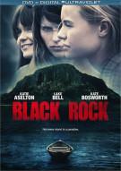 Black Rock (DVD + UltraViolet) Movie
