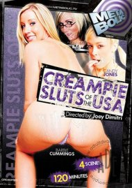 Creampie Sluts Of The USA Porn Video