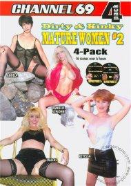 Dirty & Kinky Mature Women 4-Pack #2 Porn Movie
