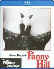 Fanny Hill / The Phantom Gunslinger (Blu-ray + DVD Combo) Blu-ray Movie