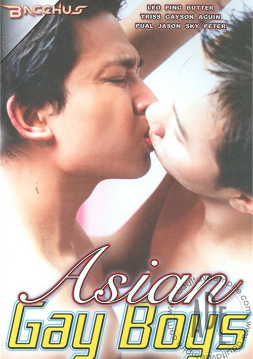 Asian Gay Boys Boxcover