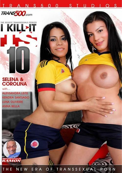 I Kill It TS Vol. 10 Porn Video