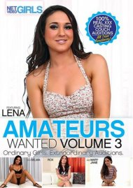 Amateurs Wanted Vol. 3 Porn Video