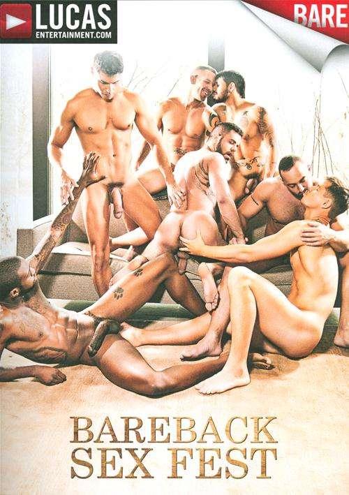 Bareback Sex Fest Cover Front