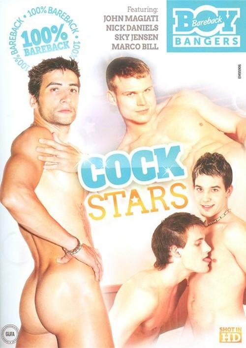 Cock Stars Boxcover