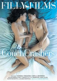 Lesbian Couch Crashers Porn Video