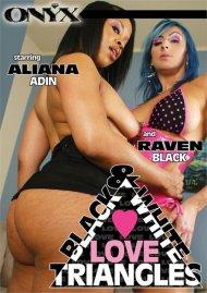 Black & White Love Triangles Porn Video