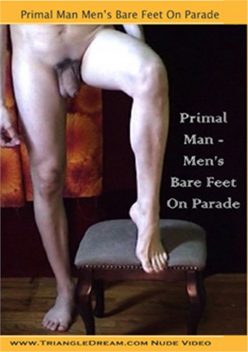 Primal Man: Mens Bare Feet On Parade Boxcover