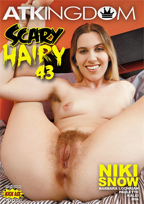 ATK Scary Hairy Vol. 43