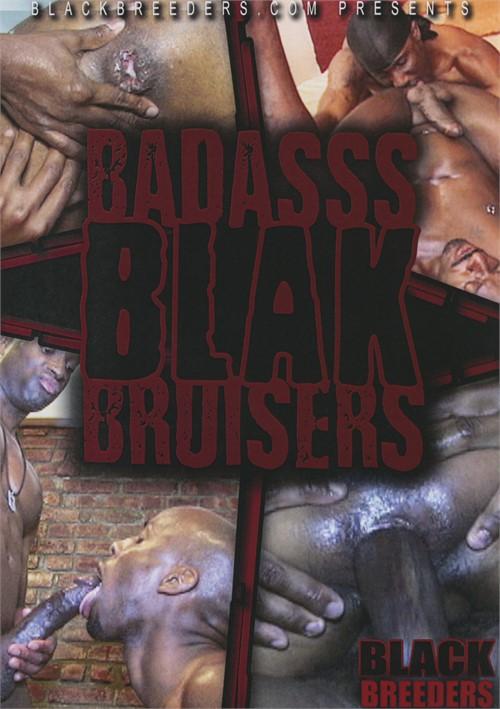 Badass Blak Bruisers Boxcover
