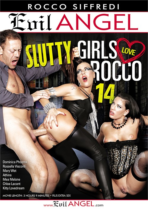 Slutty Girls Love Rocco 14