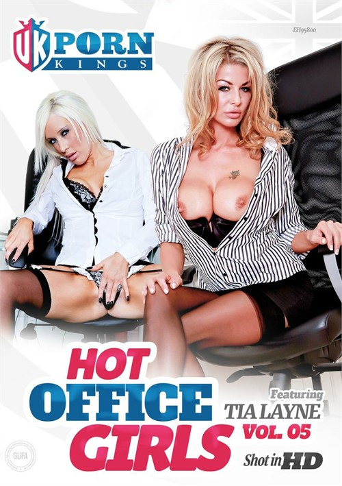 Hot Office Girls Vol. 5
