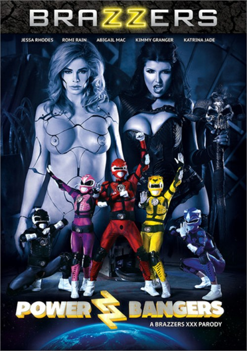 Power rangers porn movie