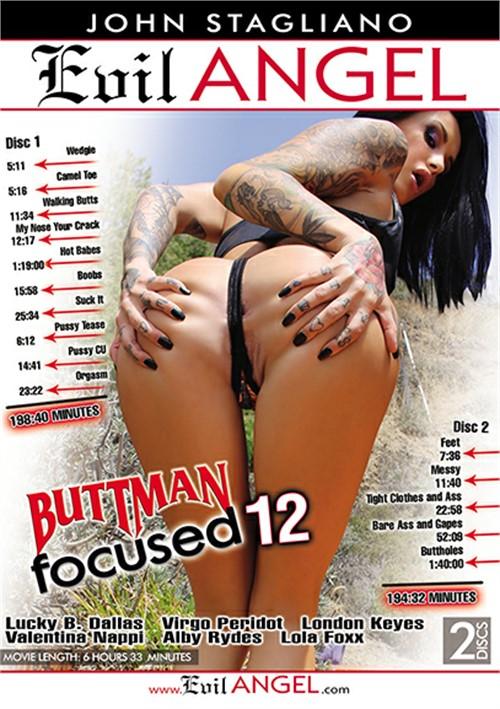 Buttman Focused 12