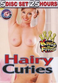 Hairy Cuties (5-Pack)